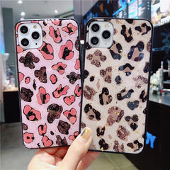 Bling Leopard iPhone Case