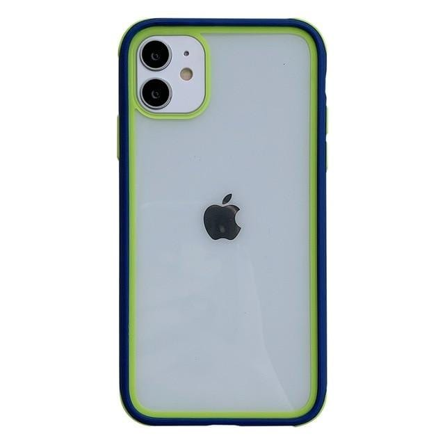 Corner Anti-fall Shockproof iPhone Case