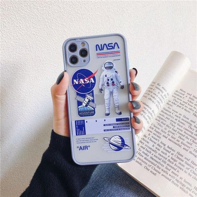 NASA Popular Astronaut iPhone Case
