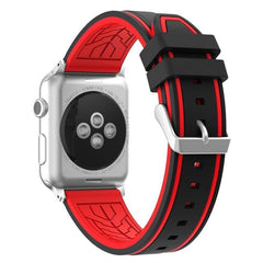 Sport Double Color Apple Watch Bands