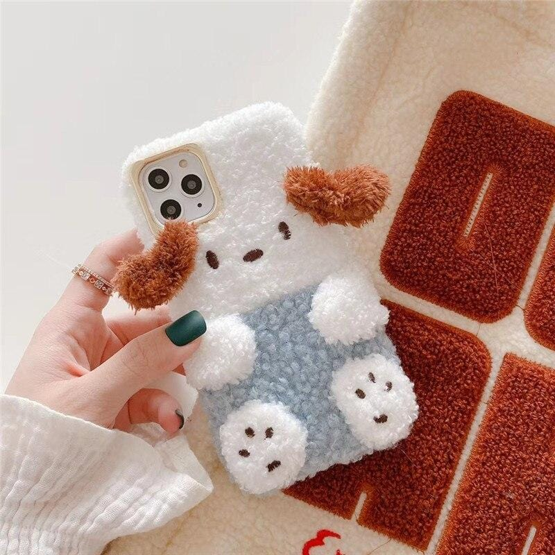 Cinnamoroll Purin iPhone Case