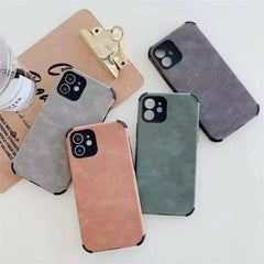Suede Cloth iPhone Case