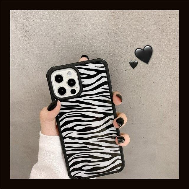 Fashion Leopard Pattern iPhone Case