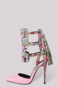 Nelly Bernal Dolores Pump - Pink - Shoe Love True Love