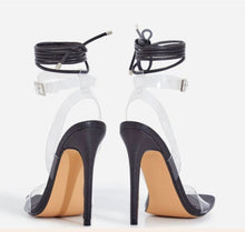Load image into Gallery viewer, The Influencer Heel - Black - Shoe Love True Love