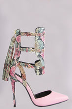 Load image into Gallery viewer, Nelly Bernal Dolores Pump - Pink - Shoe Love True Love