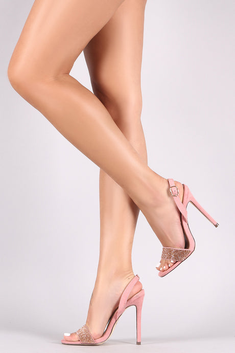 Mariah Heel - Dusty Pink - Shoe Love True Love