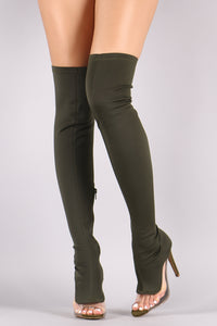 Cruel Intentions Boot - Olive - Shoe Love True Love