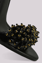 Load image into Gallery viewer, Posh Party Heel - Black - Shoe Love True Love