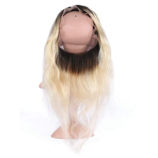 360 lace frontal ondule blonde 1b 613 body wave naylisshairparis