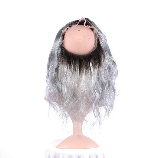 360 lace frontal ondulé gris 1b body wave naylisshairparis