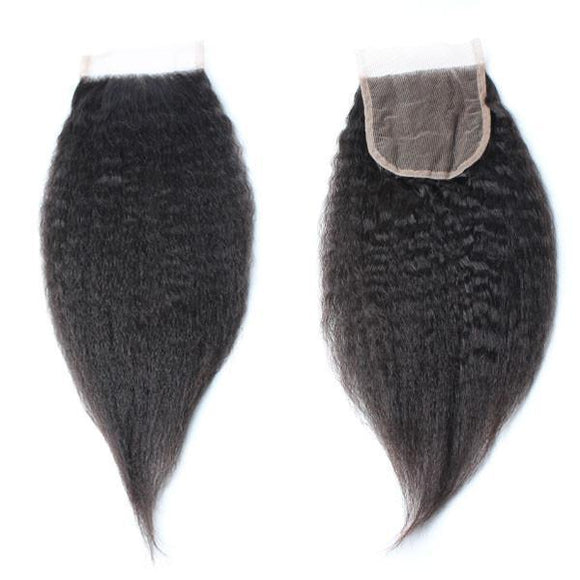 lace closure raide crépu black kinky straight naylisshairparis-min