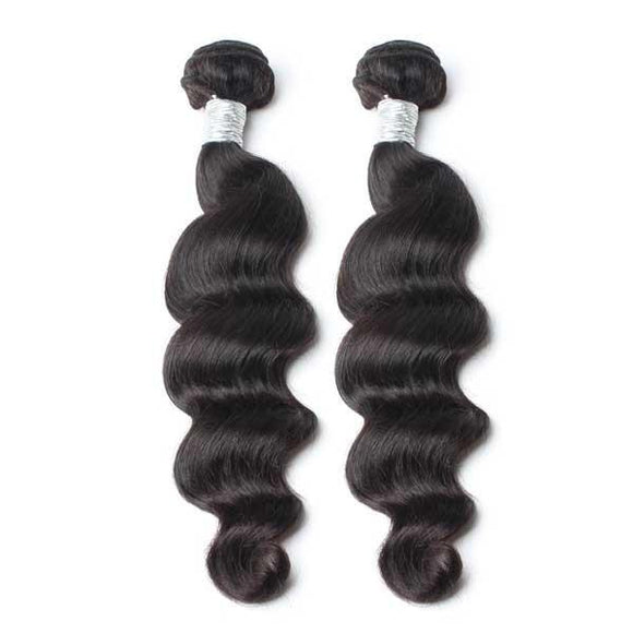 lot de 2 tissages bresiliens ondules black loose wave hair naylisshairparis-min