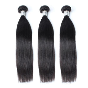 lot de 3 tissages bresiliens lisses black silky straight hair naylisshairparis-min
