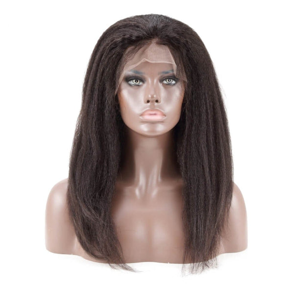 perruque naturelle crépu black kinky straight naylisshairparis