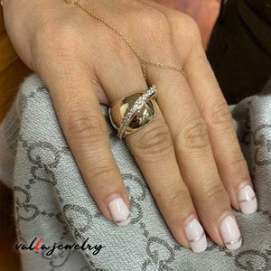Beautiful Cleopatra Lady's Ring