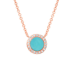 Very Cute Turquoise Pendant