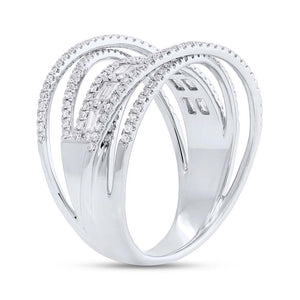 Beautiful Bridge Ring