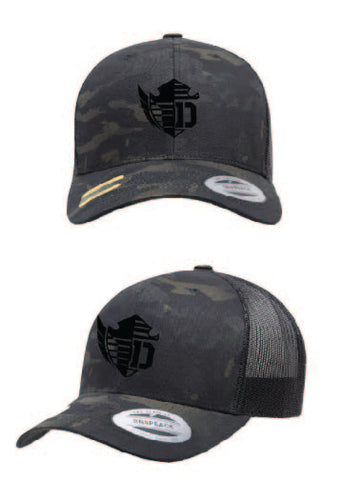 aDRIVENlife Midnight Camouflage Hat