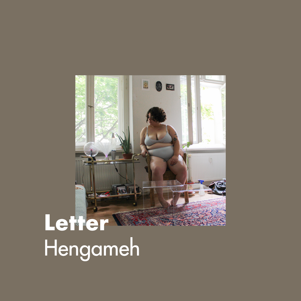 Letter from Hengameh
