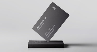 Cool Psd Business Card Mockup