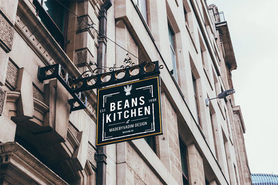 5 Top-Quality Sign and Facade Mockups