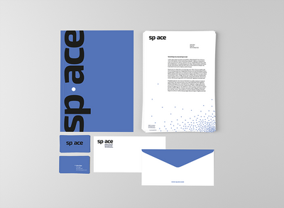 2 Angle Views of Brand Identity Mockup