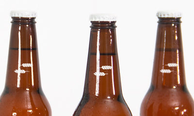 Clean Beer Bottle Label (Mockup)