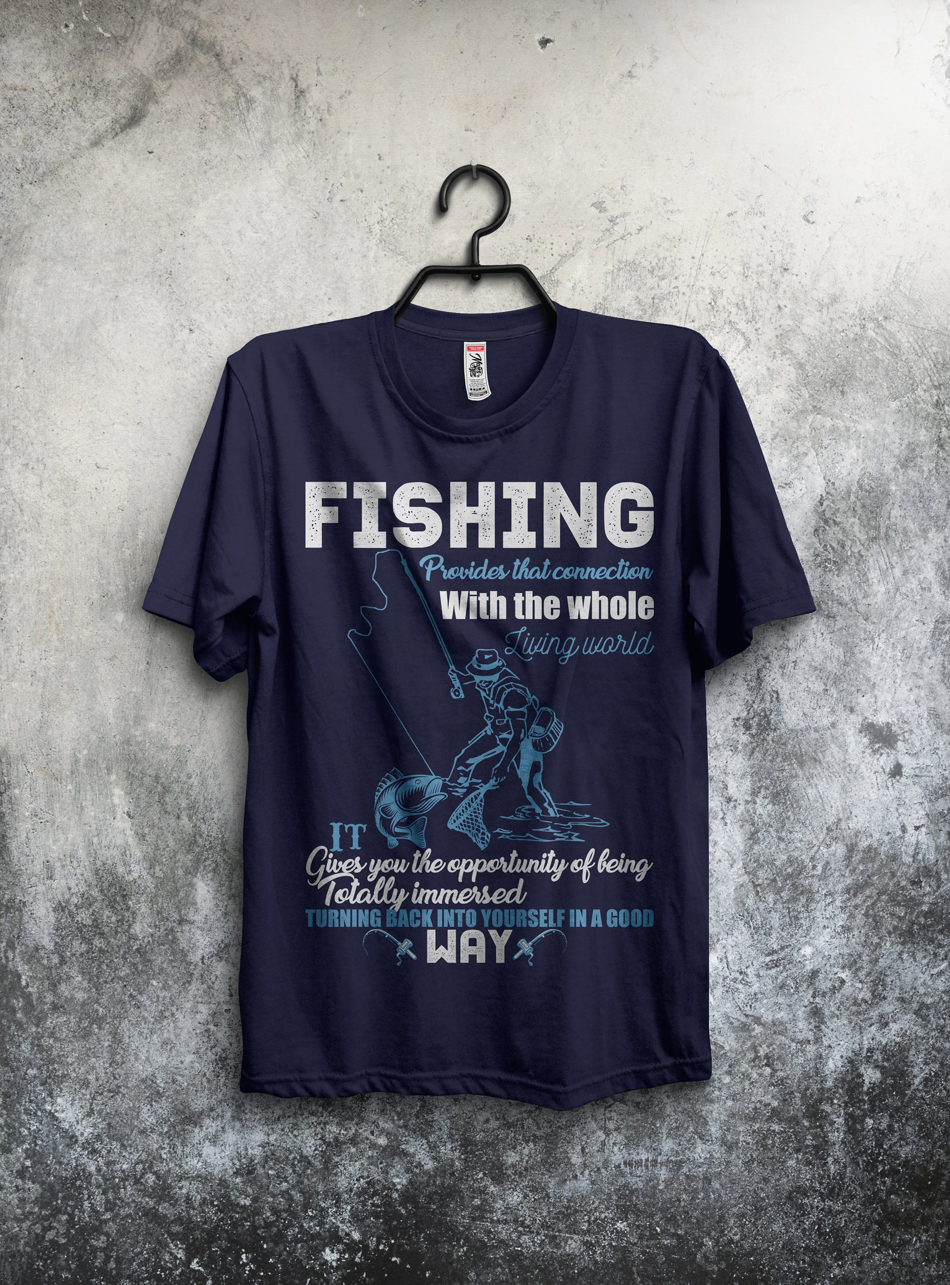 Fishing T Shirts Bundle With Free Mockup Mockup Hunt