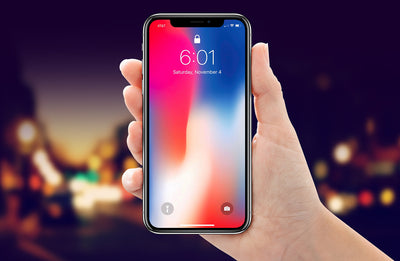 iPhone X and Classic iPhone Mockup Pack