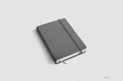 Notebook Mockup PSD