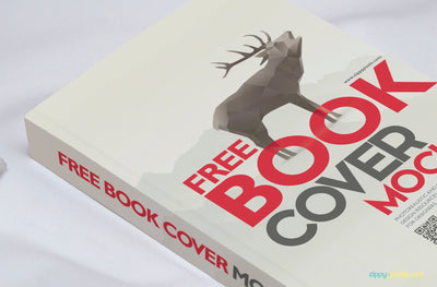 Brilliant Book Mockup Template