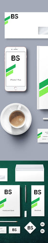 Branding and Stationery PSD Mockup (iPhone and Accessories)