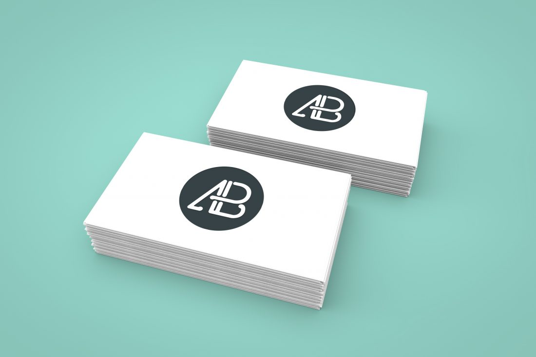 Clean And Perfect Business Card Mockup Mockup Hunt