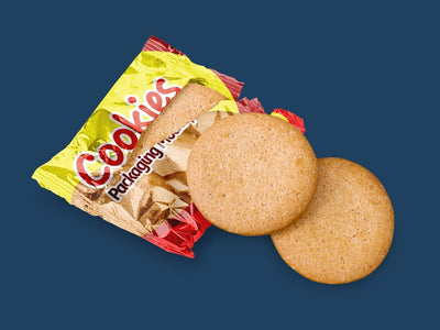 Cookies Packaging Mockups