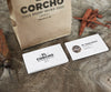 Business Card Mockups with a Paper Bag