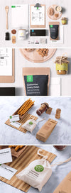 Food Packaging and Branding MockUps