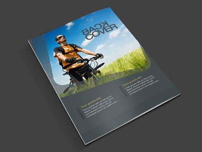 Massive Collection of Magazine Mockups
