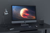 iMac Pro PSD Mockup with Space Design