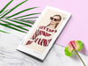 Fashion Trifold Mockup PSD Template