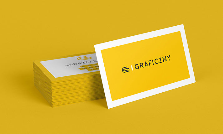 Download Business Card Mockups In A Yellow Background 4 Views Mockup Hunt PSD Mockup Templates
