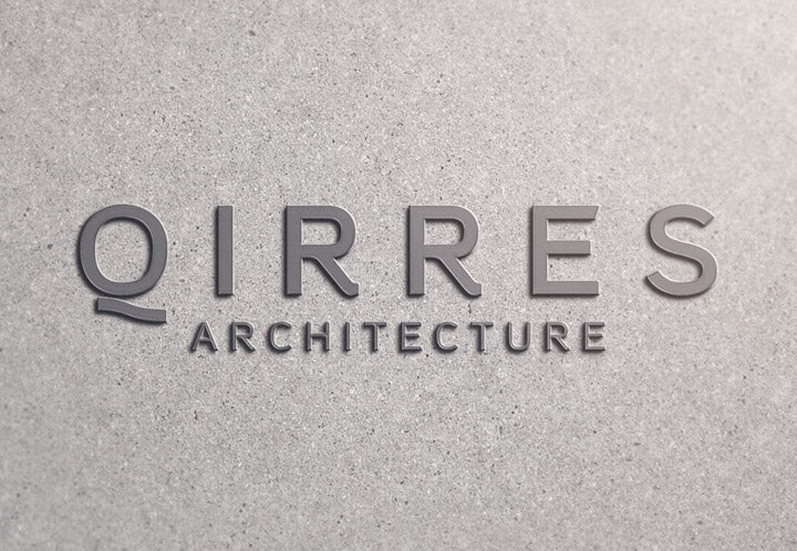 A Metal Logo Mockup On A Wall Mockup Hunt