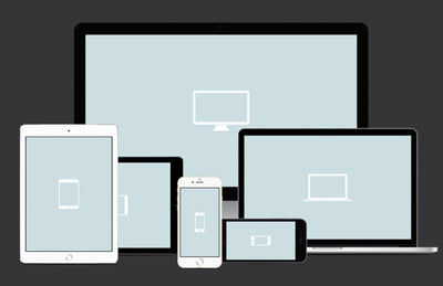 Responsive Devices Showcase Mockup Pack