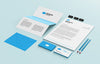 Basic Stationery Mockup Set