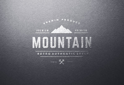 Set of Logo Showcase PSD Mockups