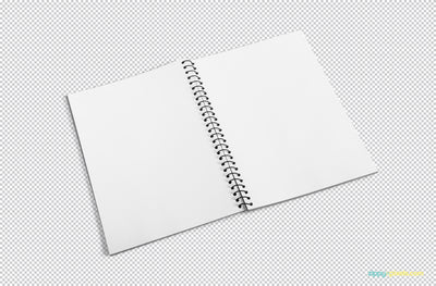 Open Journal Mockup PSD