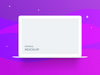Macbook Minimal Mockup