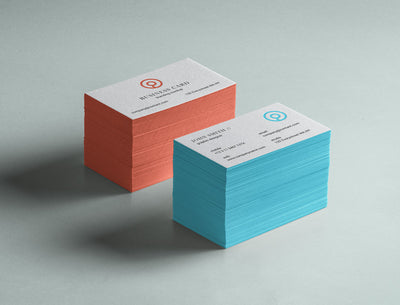 Business Card Branding Psd Mockup