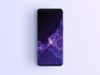 Clean Realistic Samsung S9 Phone Mockup