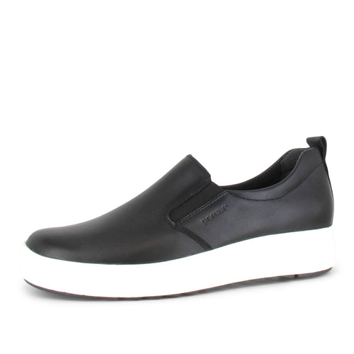 RATAMO Womens slip-on platform sneaker